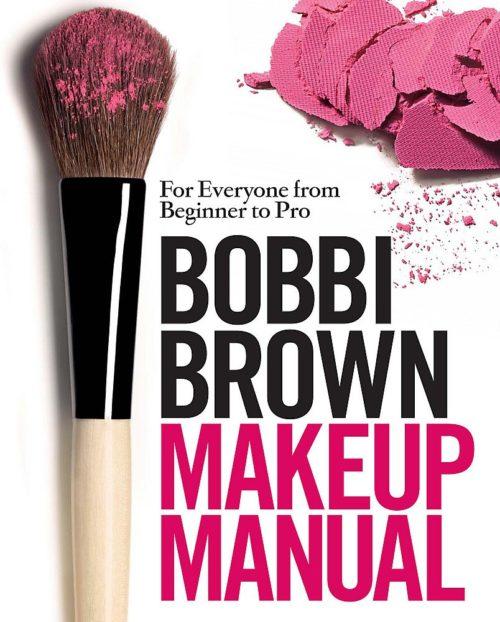 Książka Makeup Manual Bobbi Brown