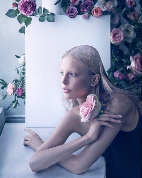 Camilla Akrans – z miłości do kobiet i kwiatów