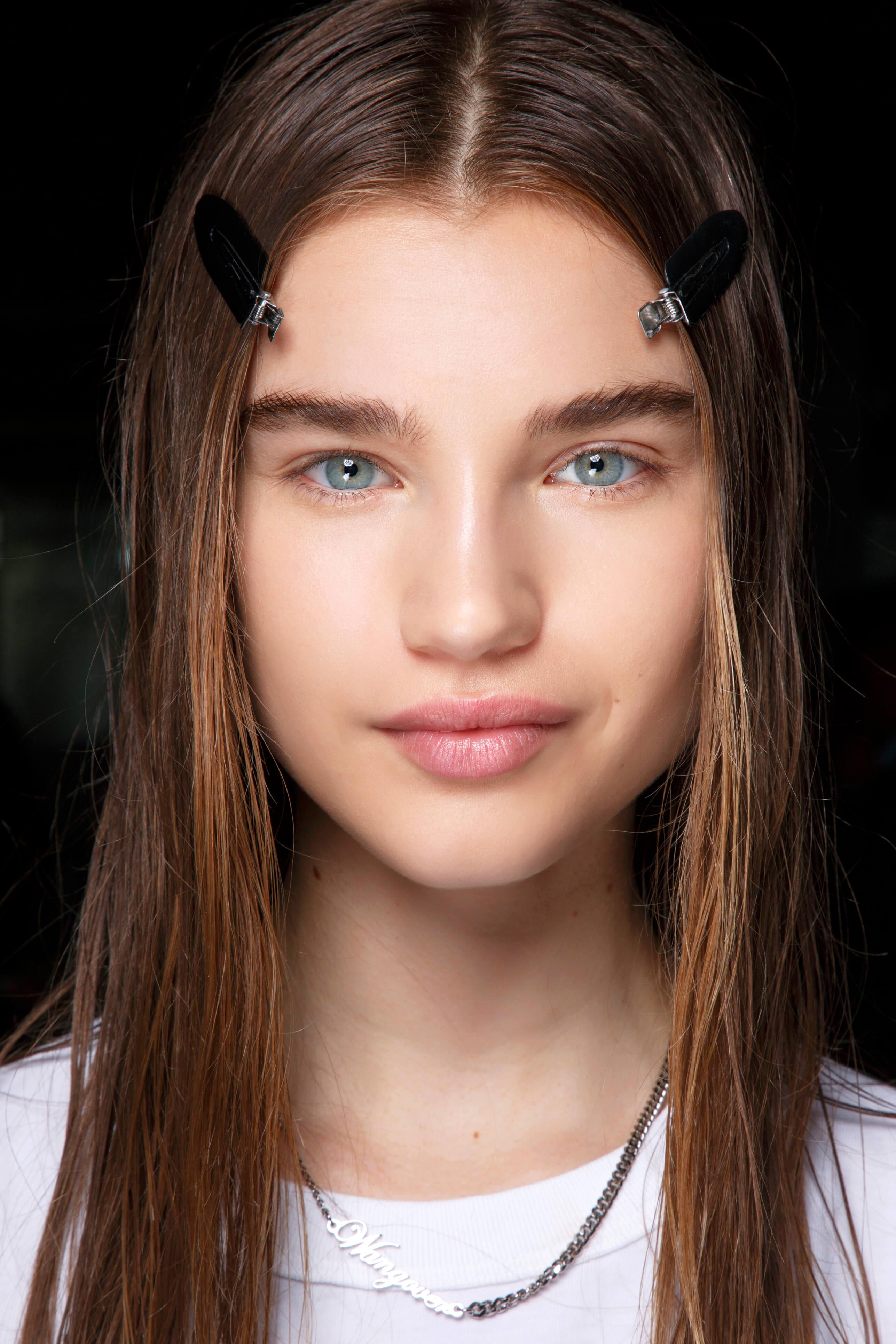 Alexander Wang makijaż