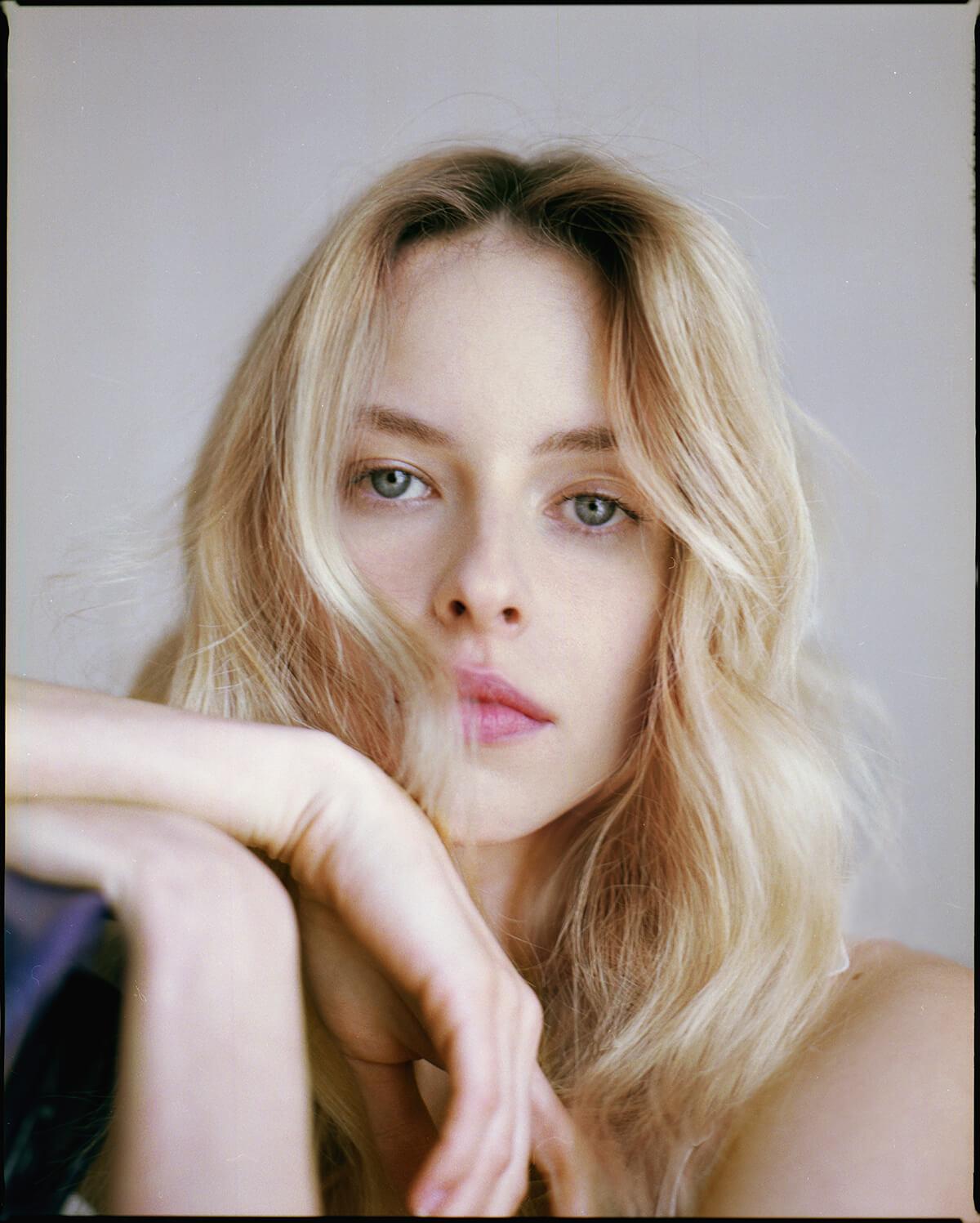 modelka Karolina Smetek
