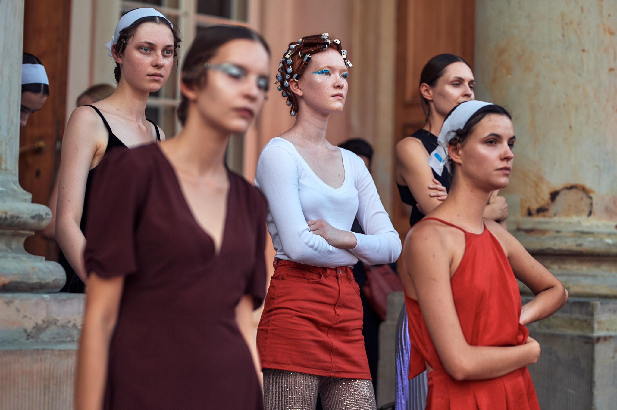 "pokaz mody - Gosia Baczyńska ""Per Aspera Ad Astra"""