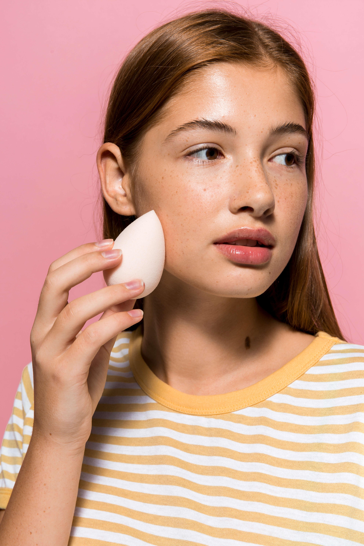 gąbka beauty blender do makijażu