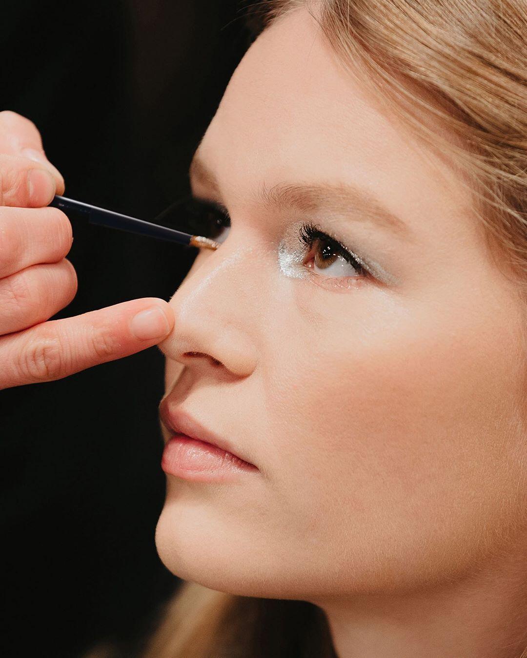 chanel beauty makijaż w stylu chanel