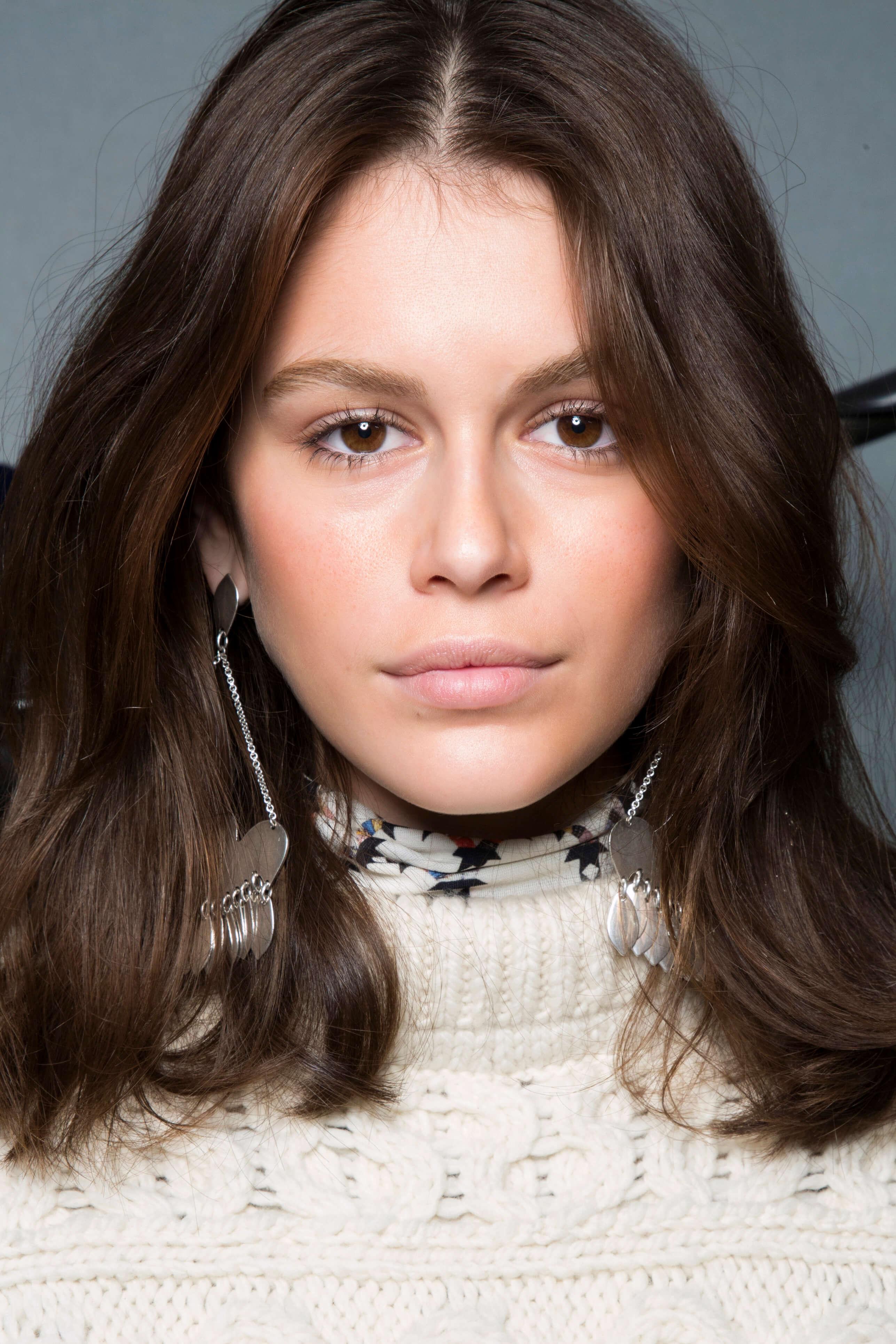 makijaż Isabel Marant